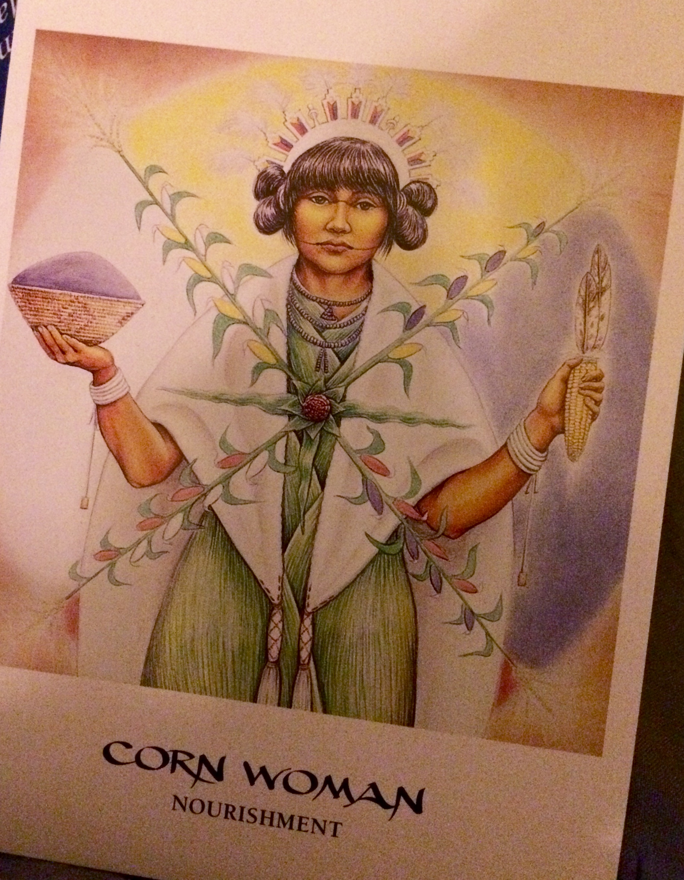 Oracle Woman